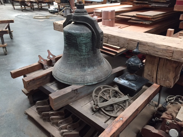 Antique Bell 2