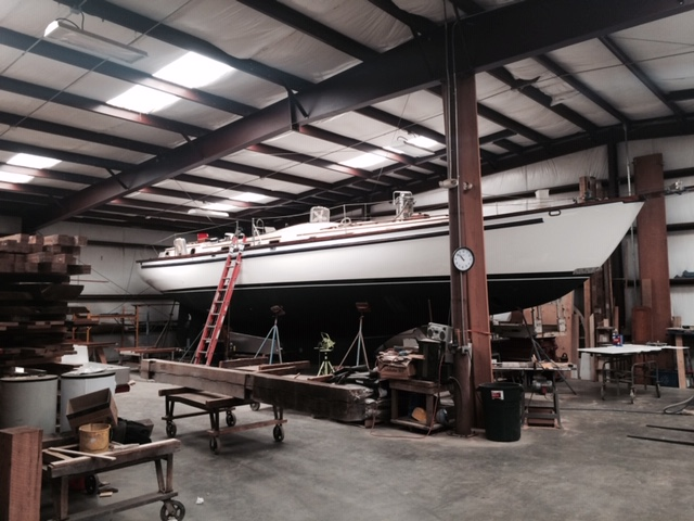 Shannon 51' 1985 ketch rig sailboat